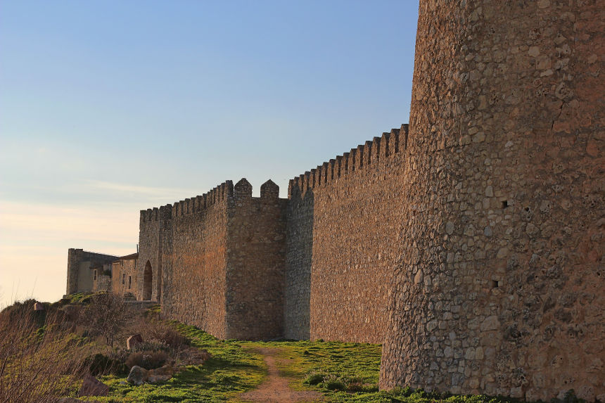 murallas de Urueña