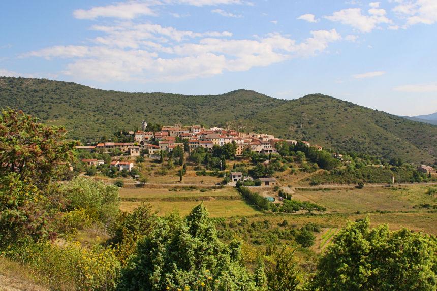 vista de Cucugnan