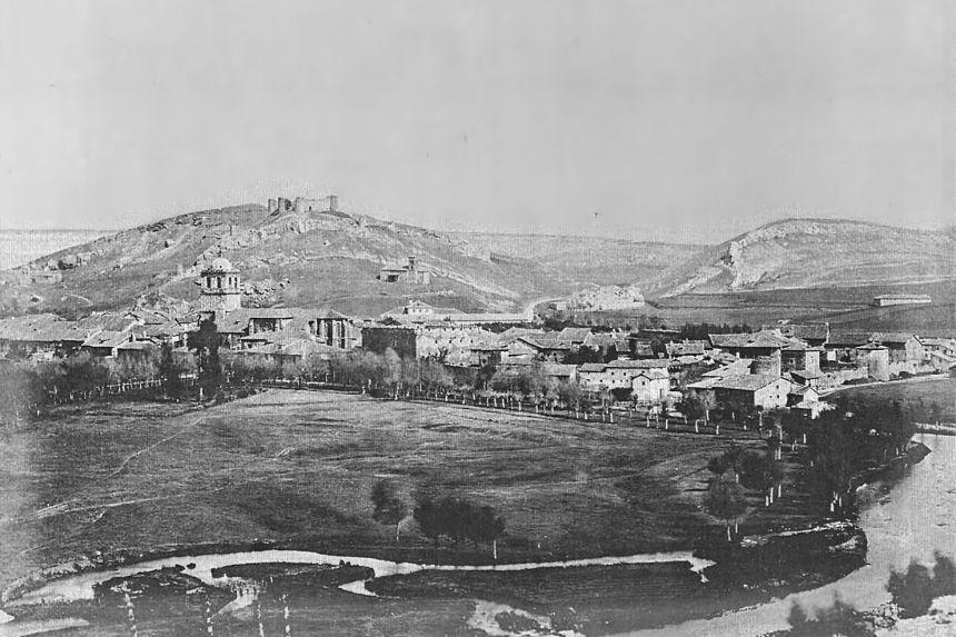Aguilar de Campoo a mediados del siglo XIX