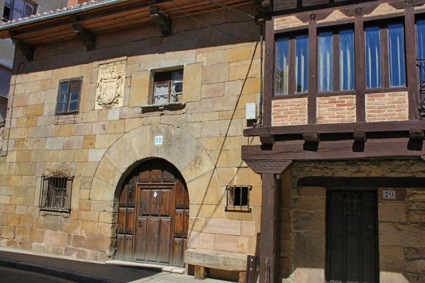 Casa Marcos Gutiérrez en Aguilar de Campoo