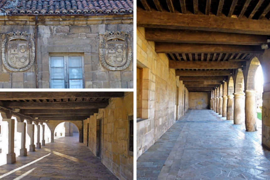 Palaciode los Marqueses de Aguilar de Campoo o de los Manrique de Lara