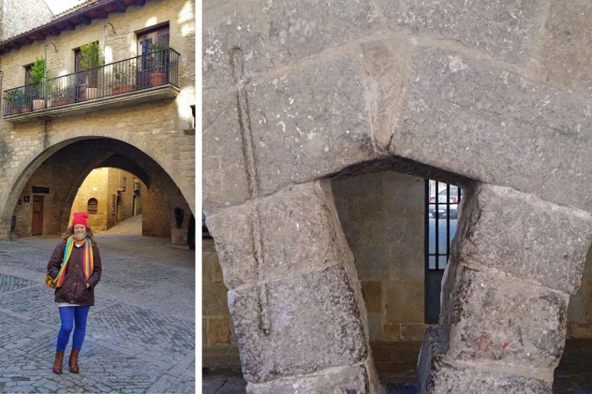 Plaza del Ayuntamiento de Sos