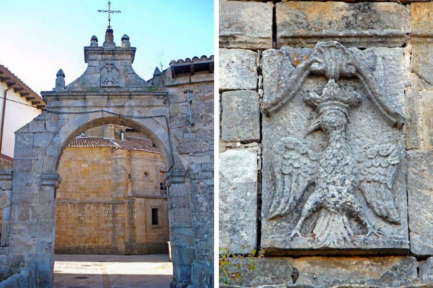 Puerta del Portazgo, Puerta de la Santísima Trinidad o Puerta del Hospital