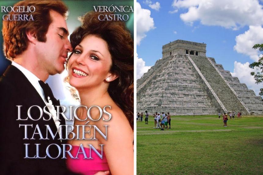 Motivos para viajar a Riviera Maya, Chichen Itza y telenovela