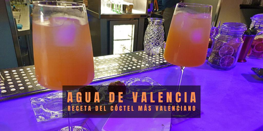 Agua de Valencia receta