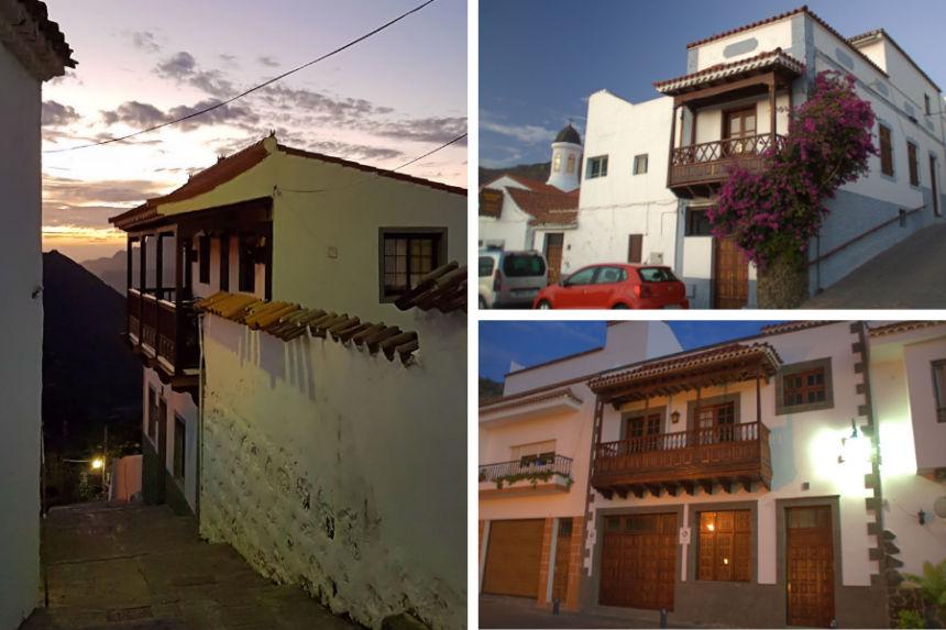 casas de Tejeda