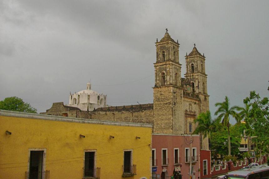ciudad colonial de Valladolid