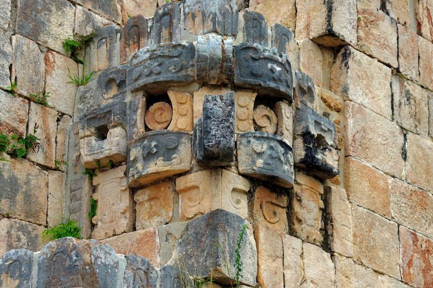 Chaac, el dios de la lluvia maya