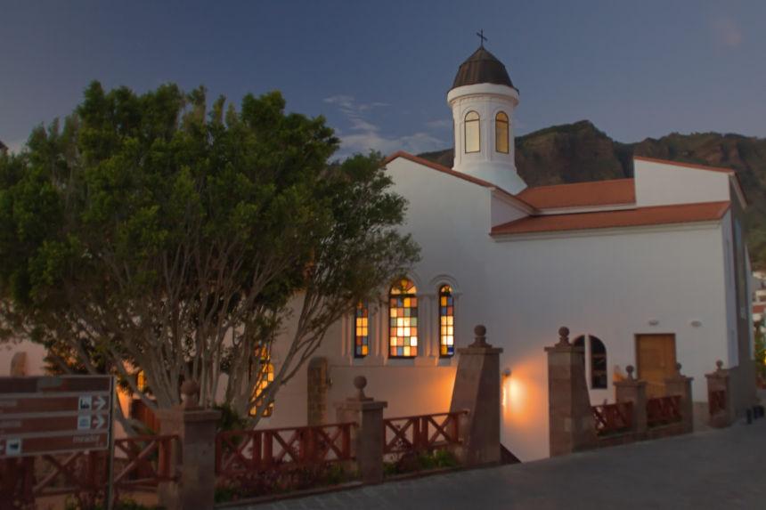 Iglesia de Nuestra Señora del Socorro