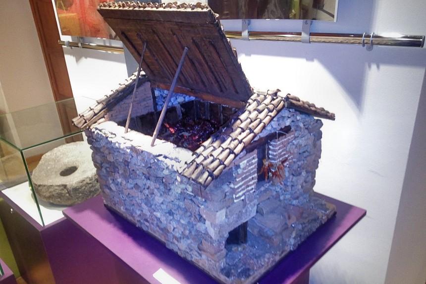 sequero tradicional de pimentón