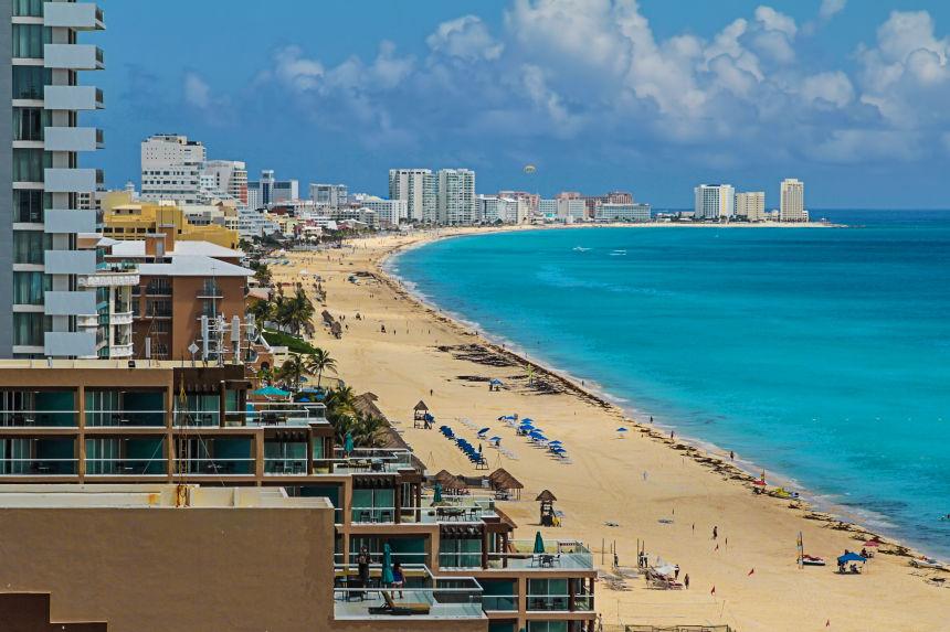 turismo insostenible en cancún