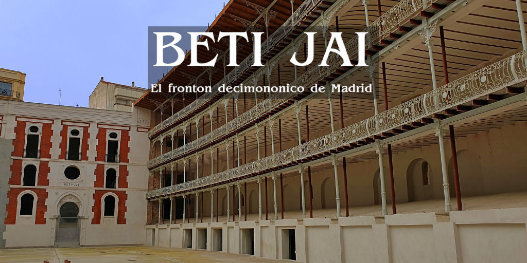 Frontón Beti Jai
