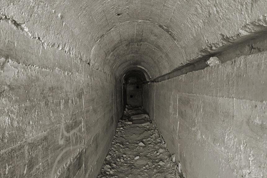 bunker de la Guerra Civil