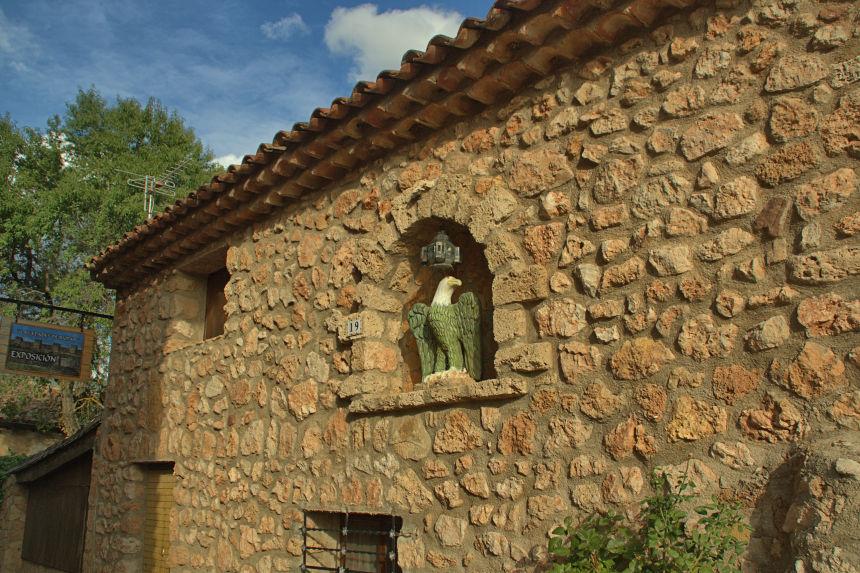 casa del Águila