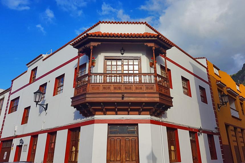 casas de Garachico