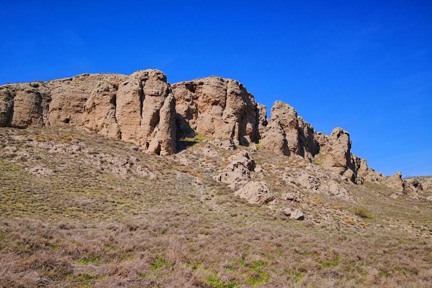 cerros de la Marañosa