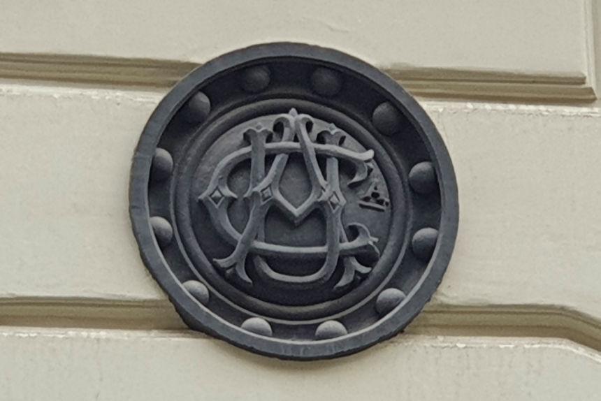 detalle de la fachada exterior