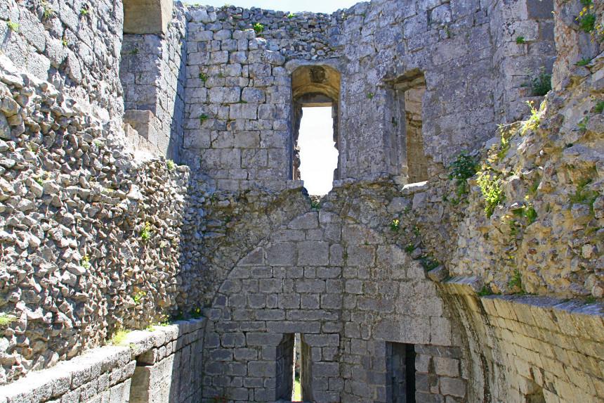 donjon de Montsegur