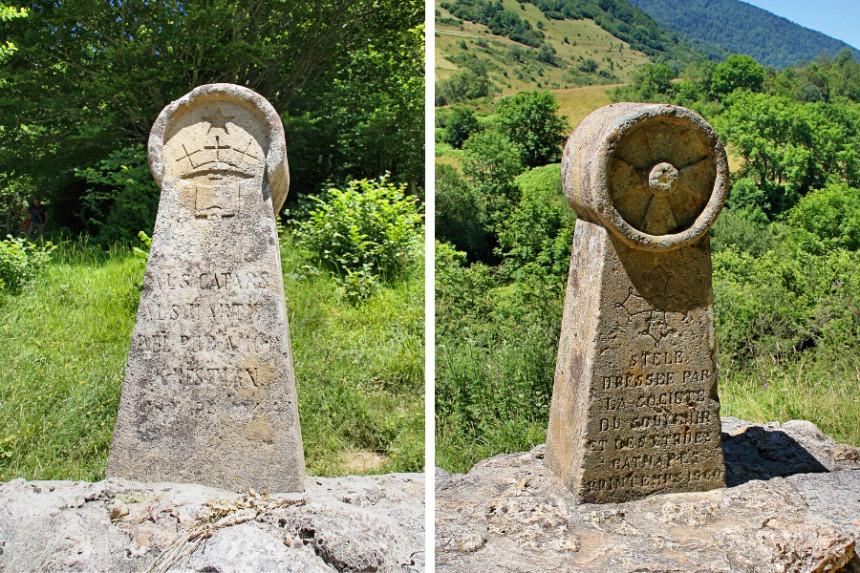 estela de Montségur