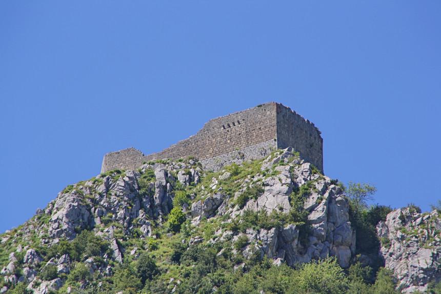 fortaleza de Lévis-Mirepoix