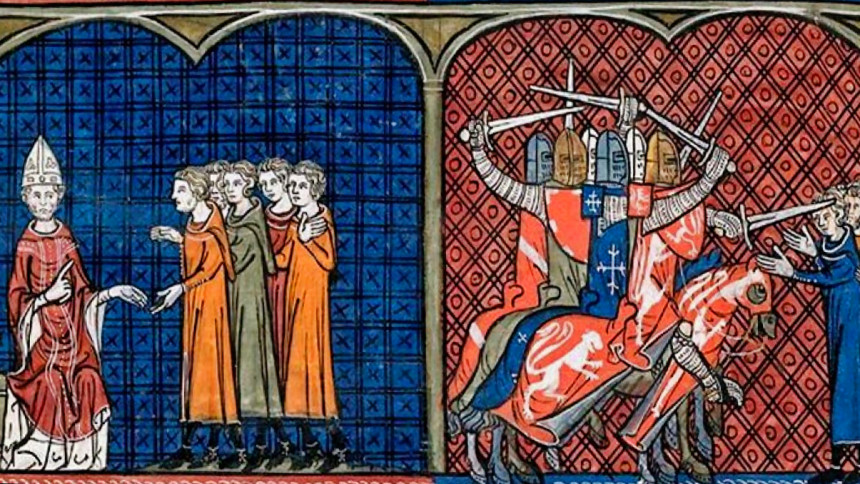 cruzados albigenses