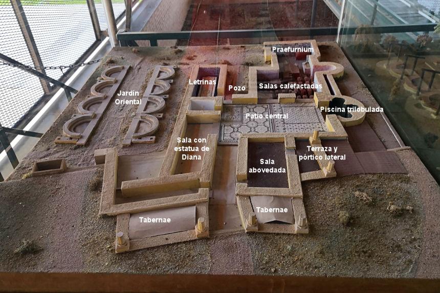 mapa de la Casa de Hippolytus