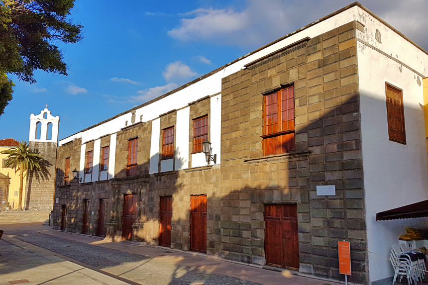 Palacio de los Condes de la Gomera