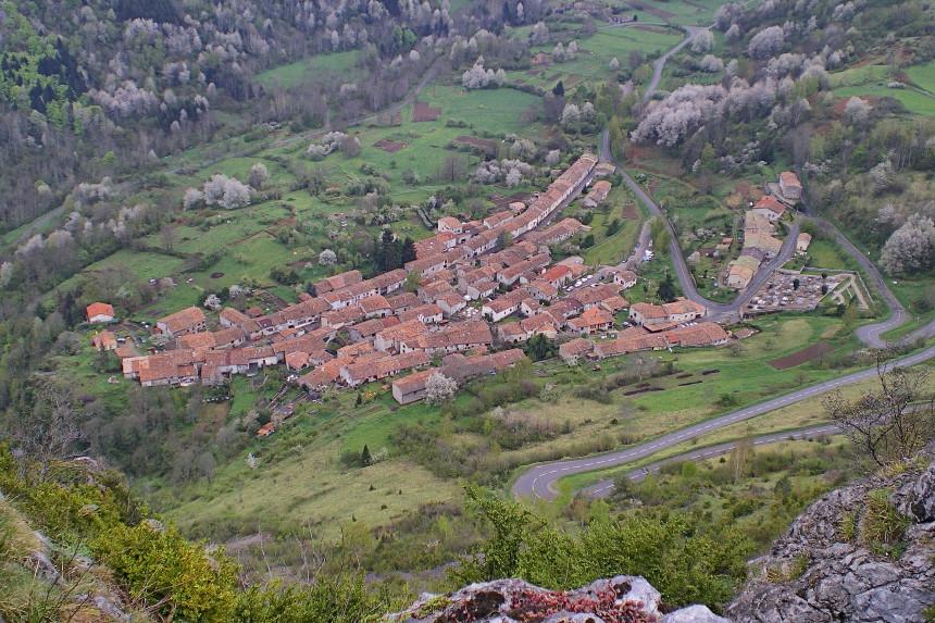 Pueblo de Montségur