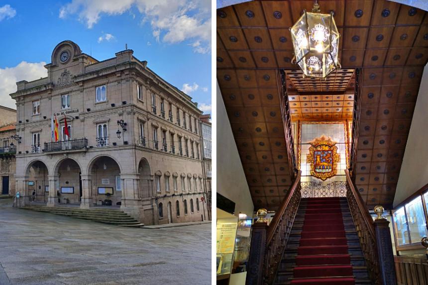 Casa Consistorial de Ourense