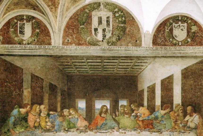 Cenacolo Vinciano de Leonardo Da Vinci