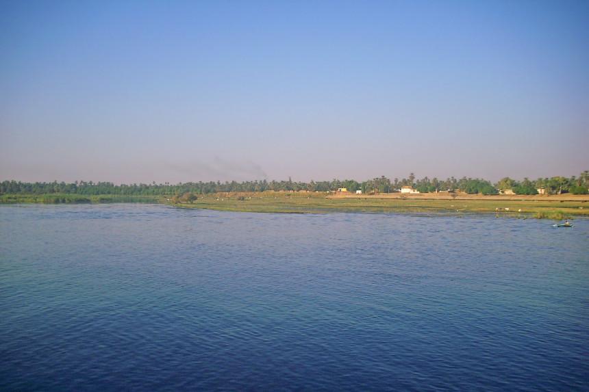 el río Nilo