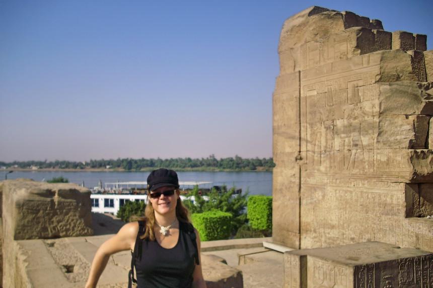 hacer un crucero por el Nilo por libre
