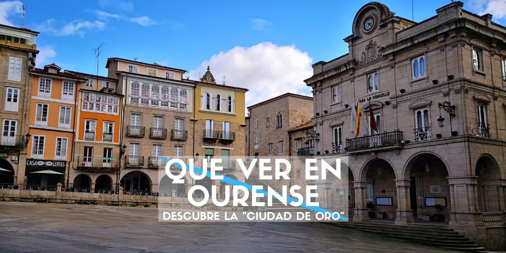 Que ver en Ourense