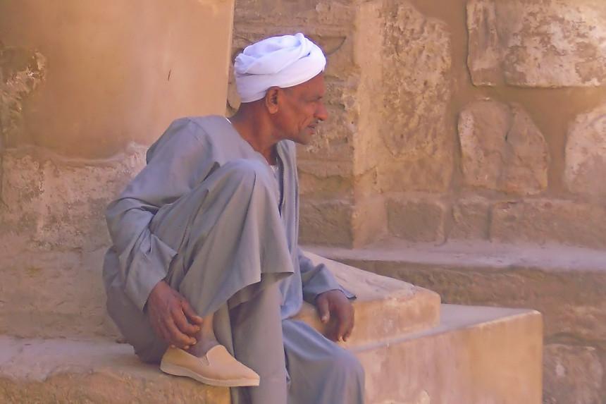 seguridad en un crucero por el Nilo