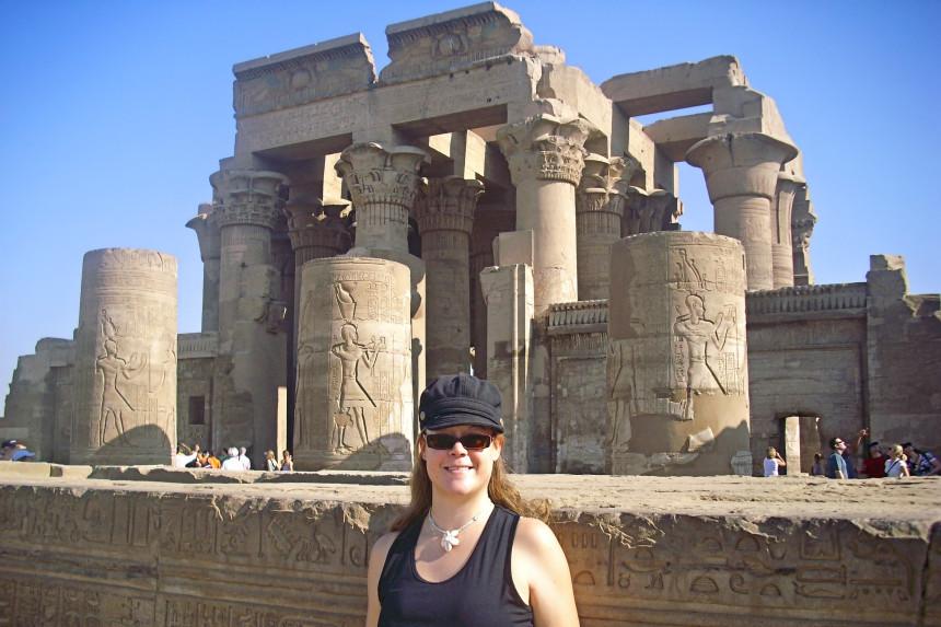 templo de Sobek en Kom Ombo