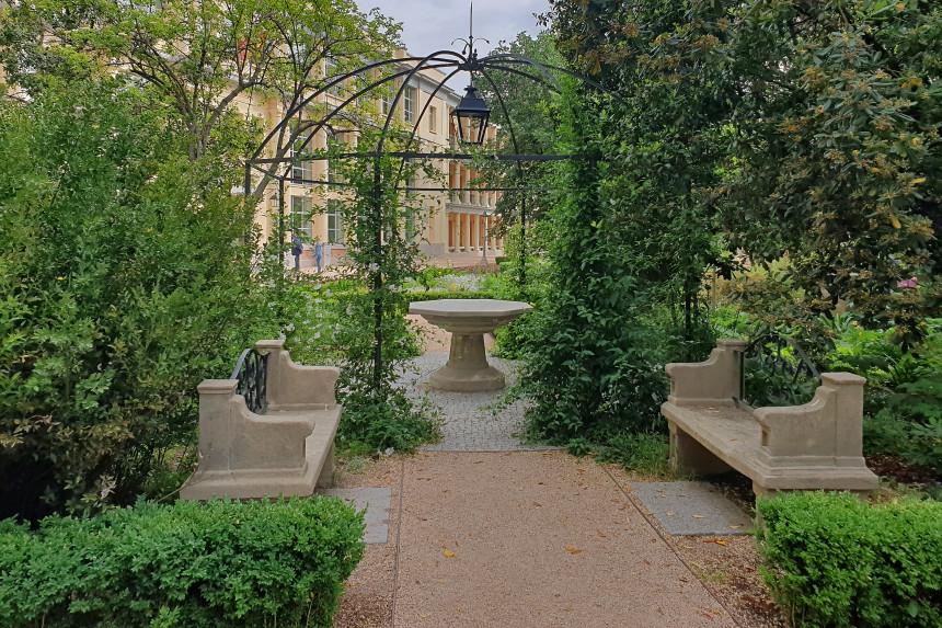 Jardines de la Quinta de Vista Alegre