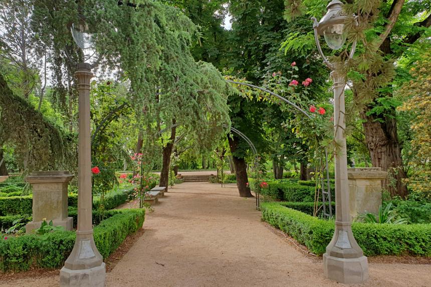 Plaza de las Estatuas