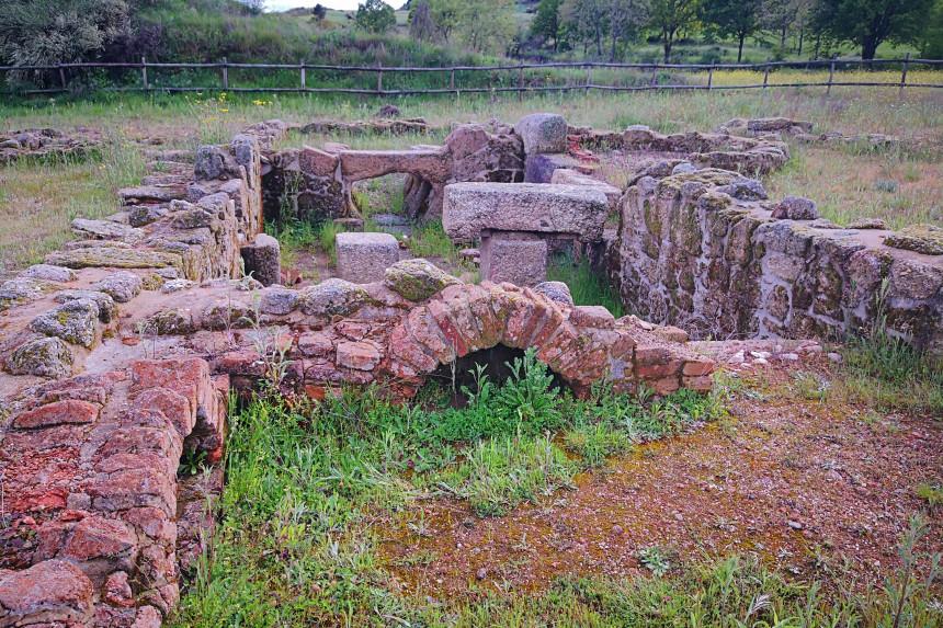 Termas de la la Villa da Quinta da Fórnea