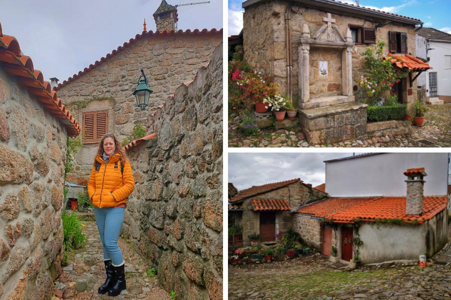 Antigua Judería de Belmonte en Portugal