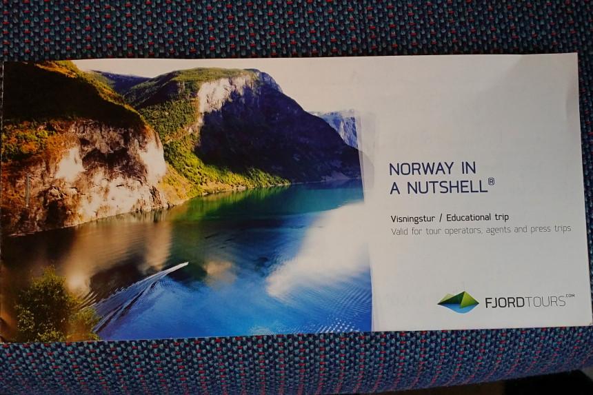 billetes de Norway in a nutshell