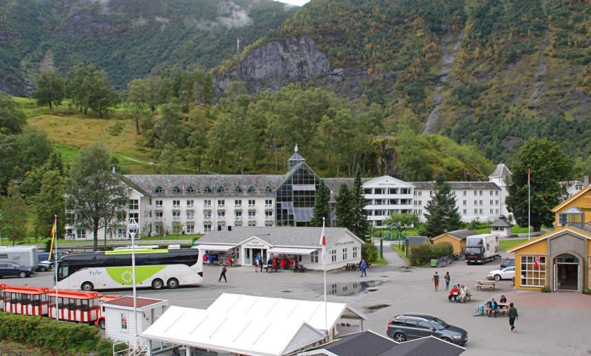 hotel Fretheim