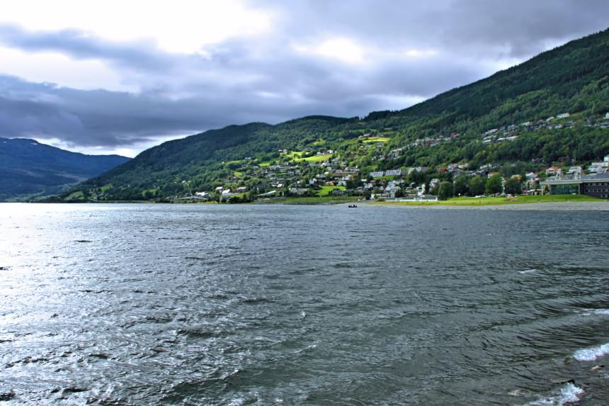 Lago Vangsvatnet