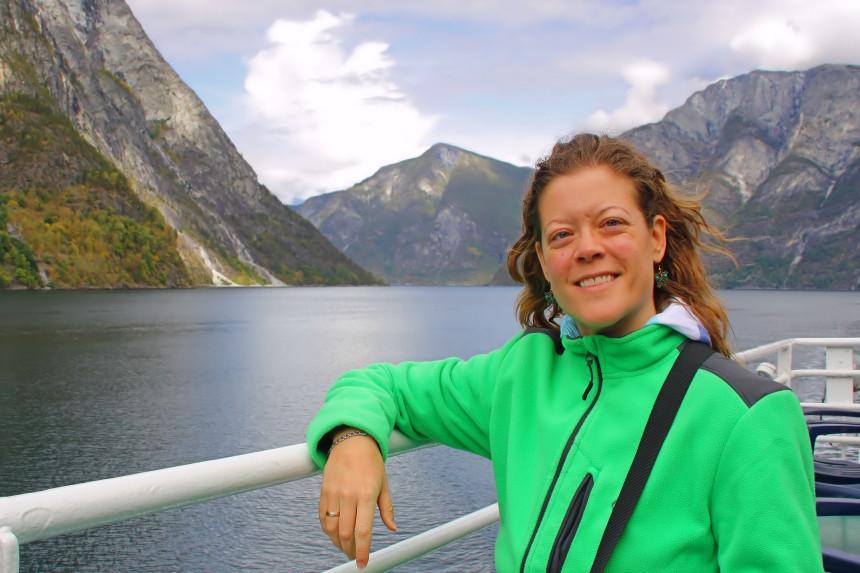 mapaymochila en la excursión Norway in a nutshell
