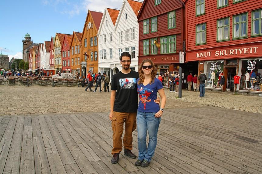 seguro de viaje para ir a Noruega