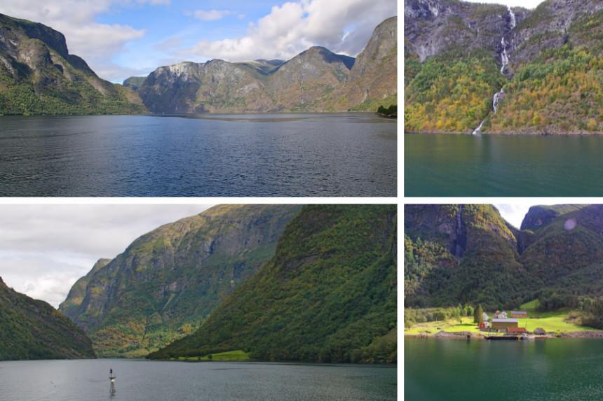paisajes de Norway in a nutshell