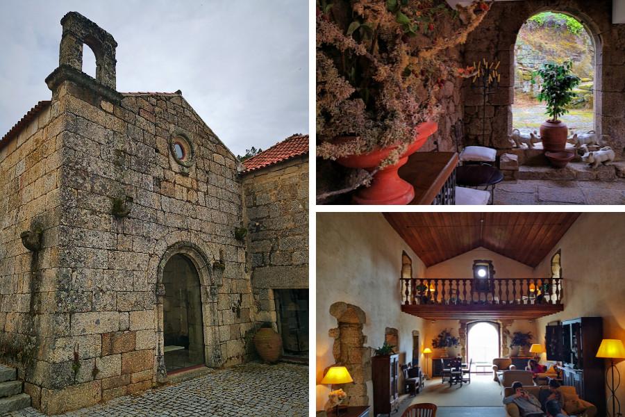 Que ver en Belmonte - Posada del antiguo convento de Nuestra Señora de la Esperanza