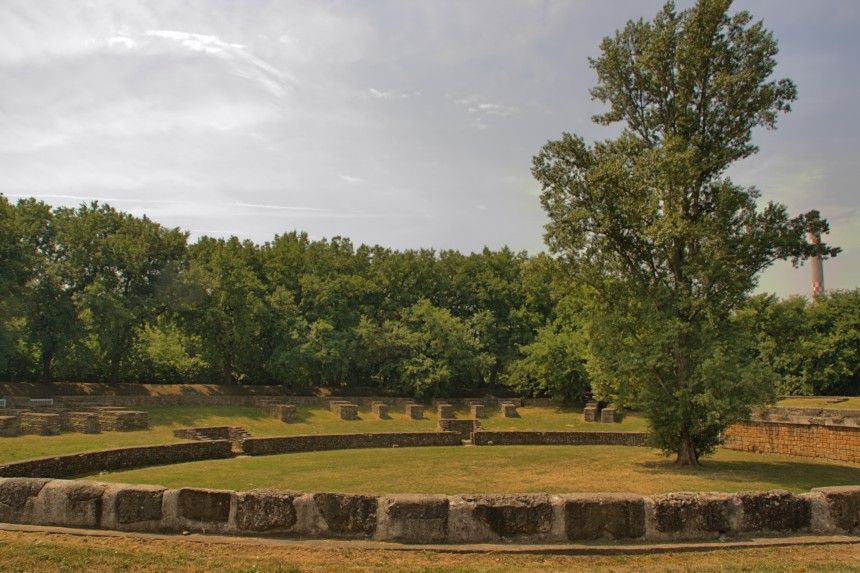 circo romano de Aquincum