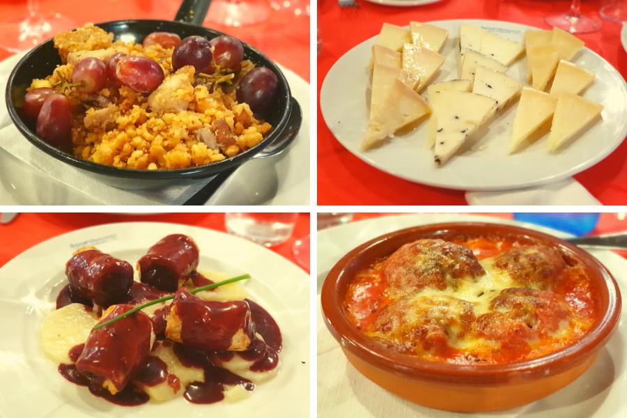 Restaurante San Antonio en Valdepeñas