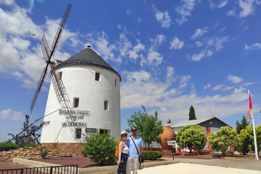 Ruta del Vino de Valdepeñas - Cooperativa Vinícola Valdepeñas