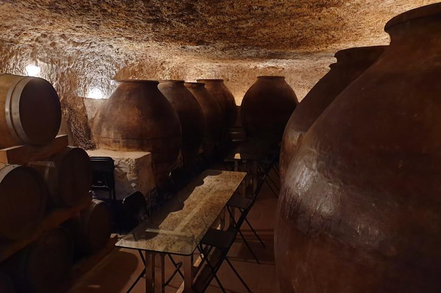 Ruta del Vino de Valdepeñas - 11 Ánforas